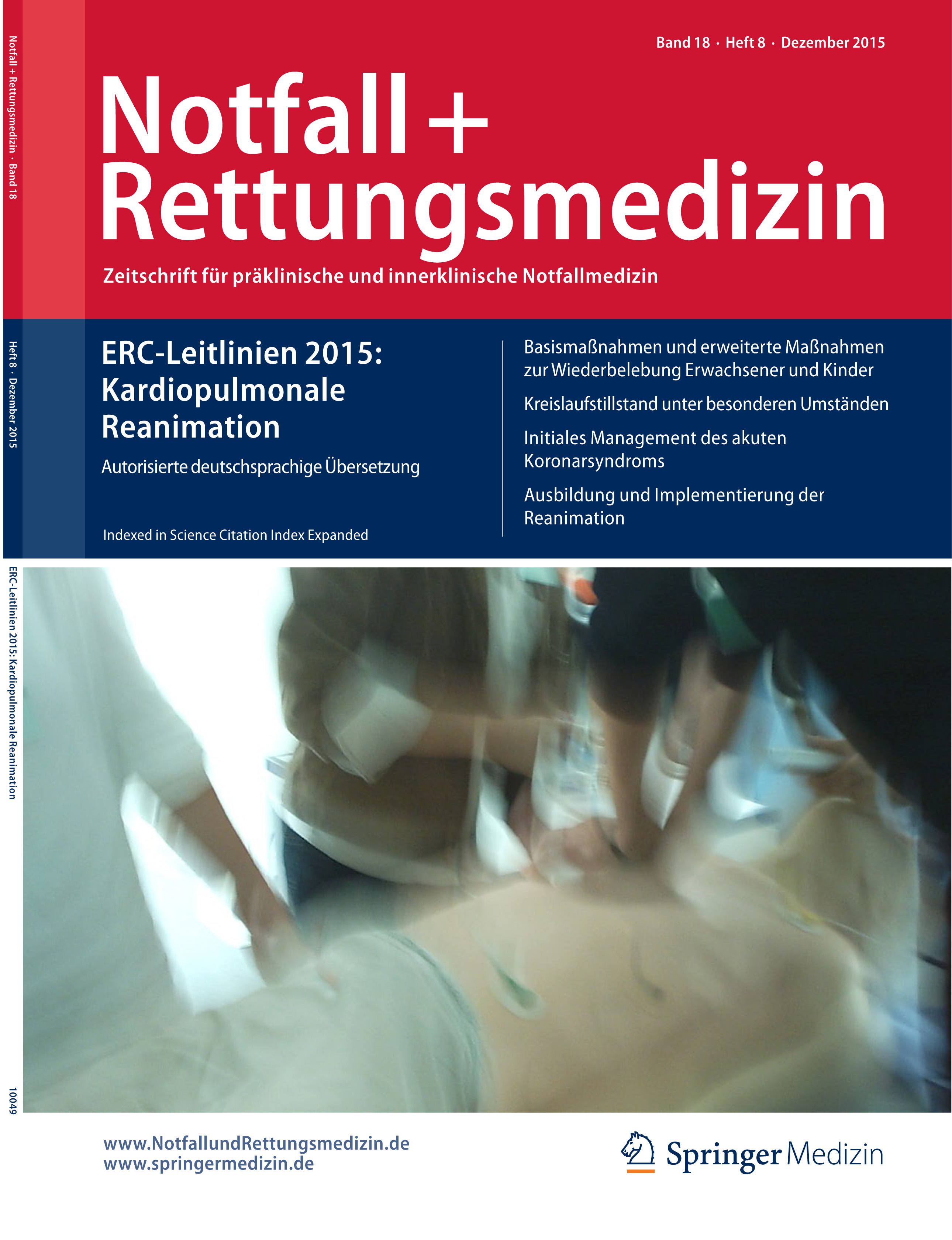 NORE Cover Leitlinien 2015